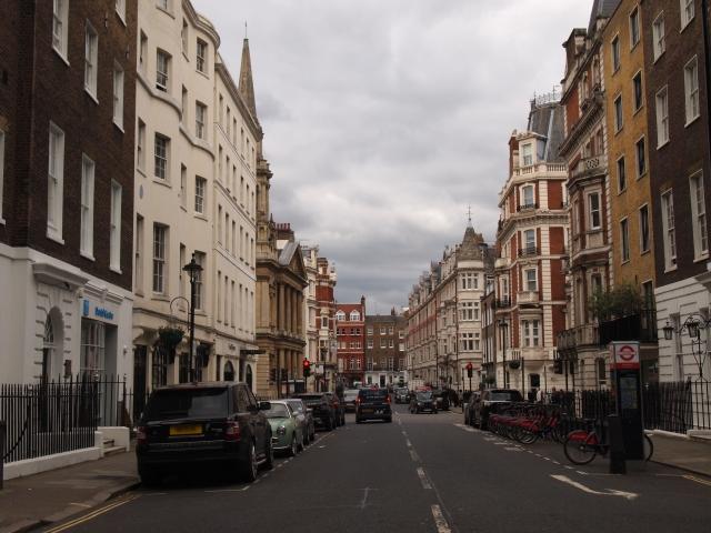 ロンドン地下