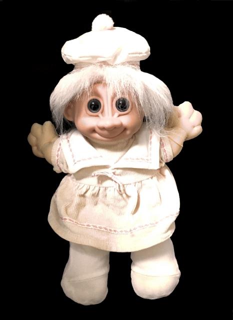 トロール人形